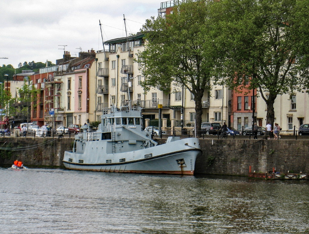 Pride of Bristol (formerly Messina), Bristol, 2 June 2013 - Copy_1.JPG